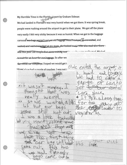 Narative-Writing Example